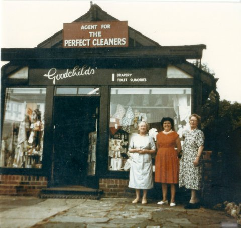 Goodchilds' General Store ~1940
