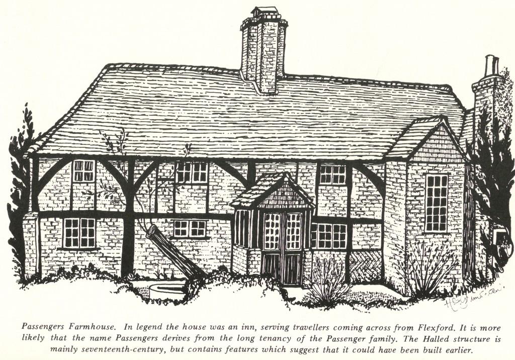 Passengers Farmhouse