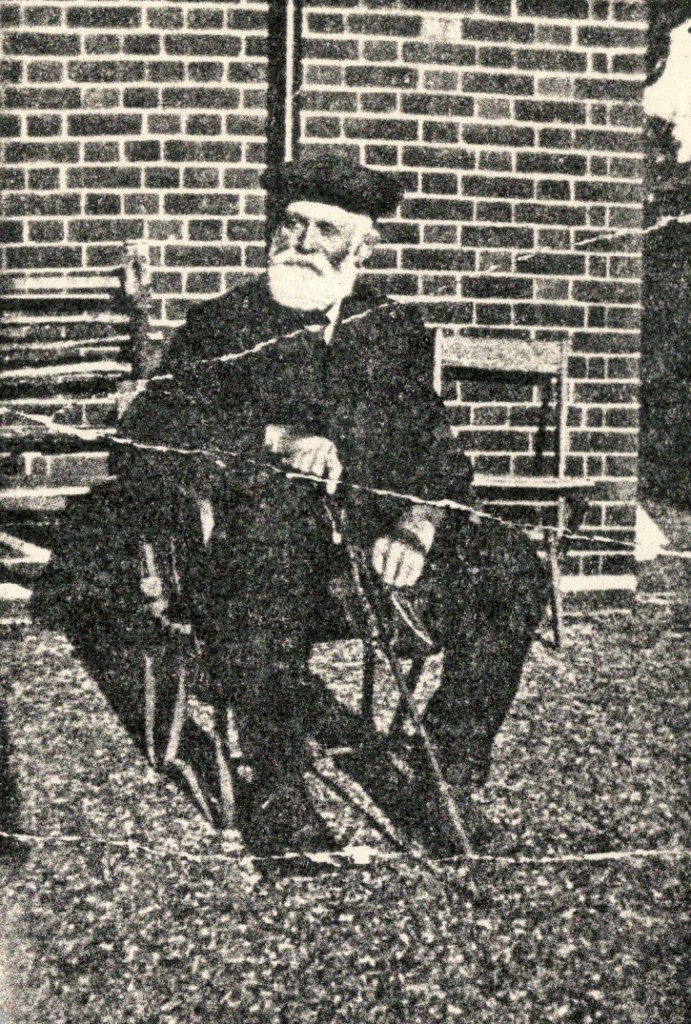 Albert 'Grandad' Stovold