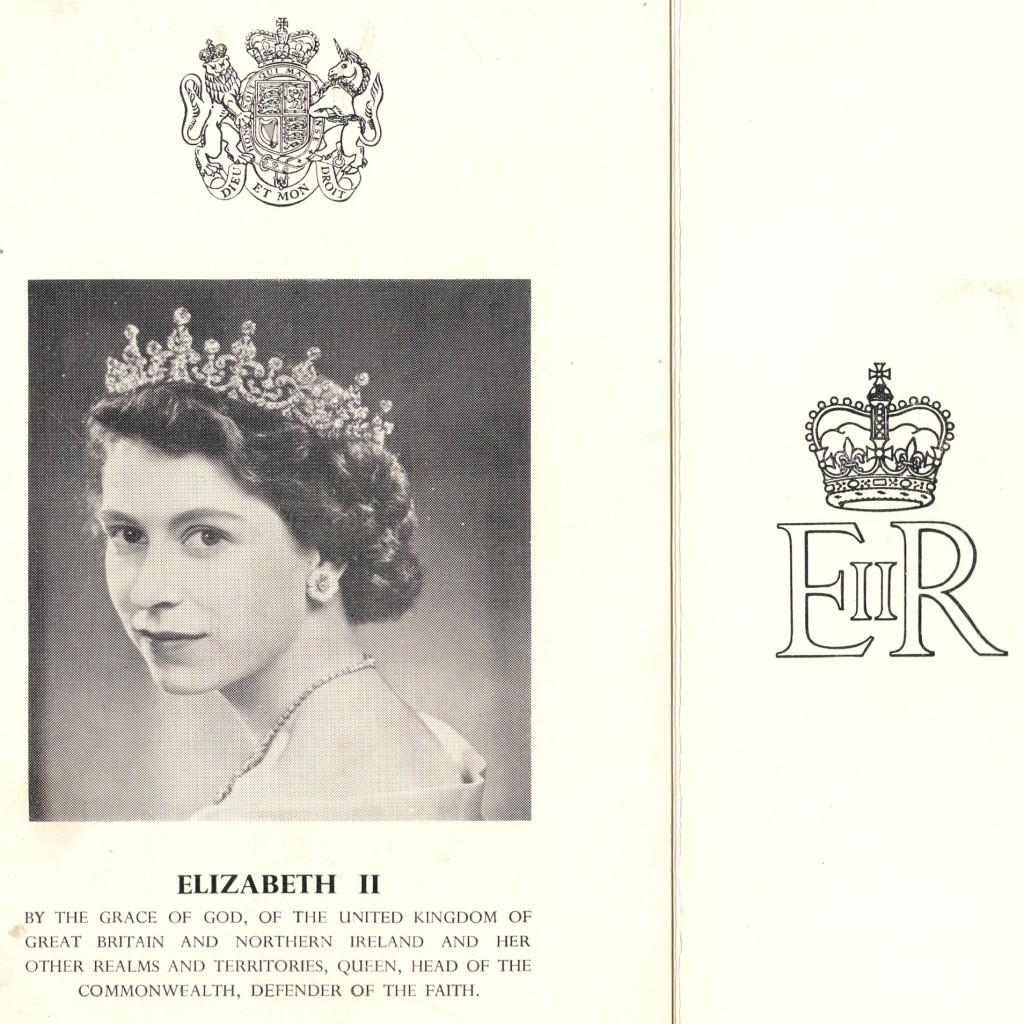 Coronation Gala Day Programme 2