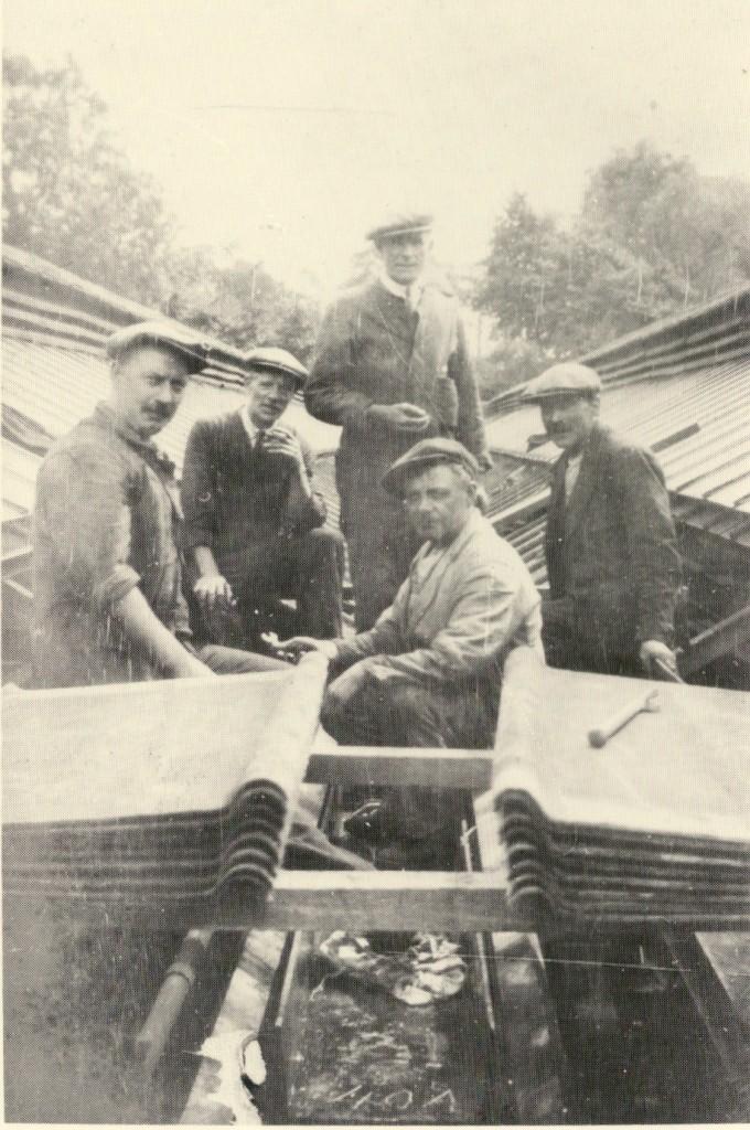 Drummond Glass Roof 1939