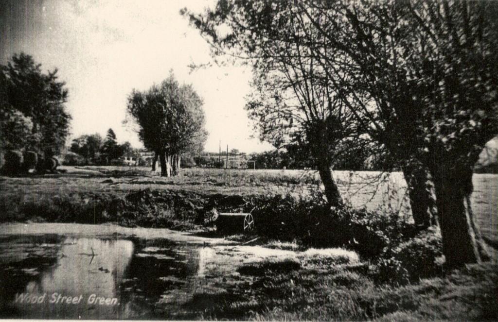 Inholms Pond