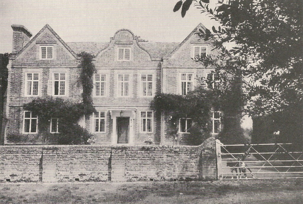 Littlefield Farmhouse Tudor farmhouse wood street village Hewitt family Baker family