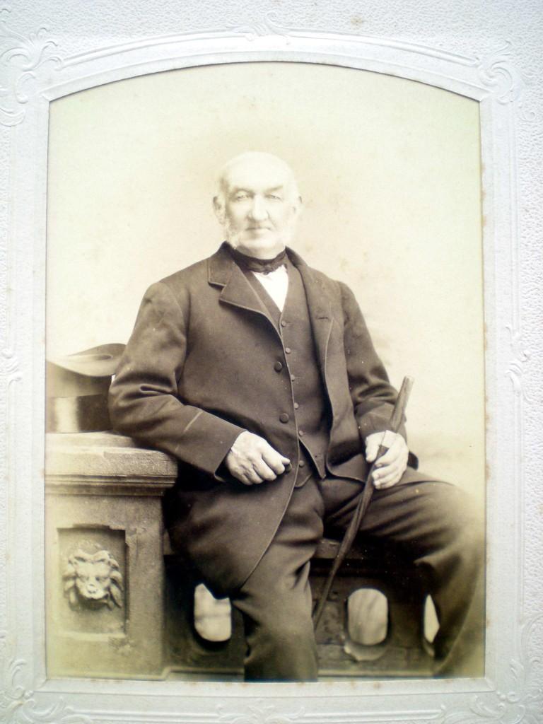 Slaughter Thomas 1823-1901
