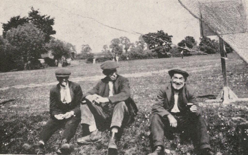 Village Green before 1937