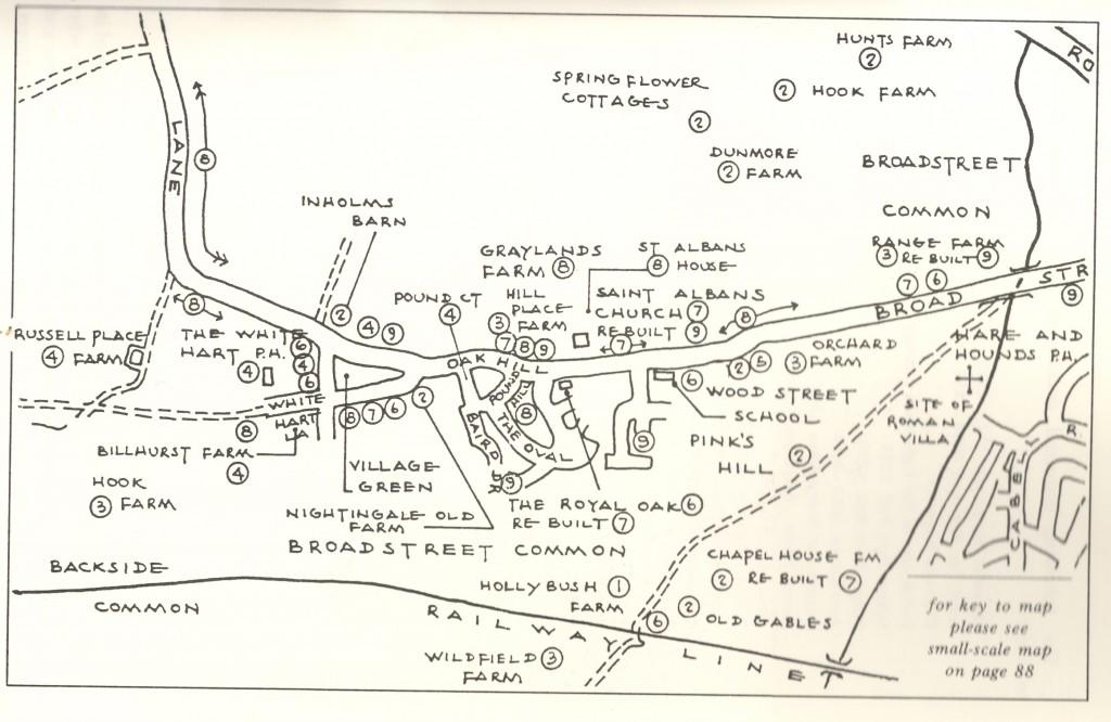 Wood Street Village - How the Village Developed