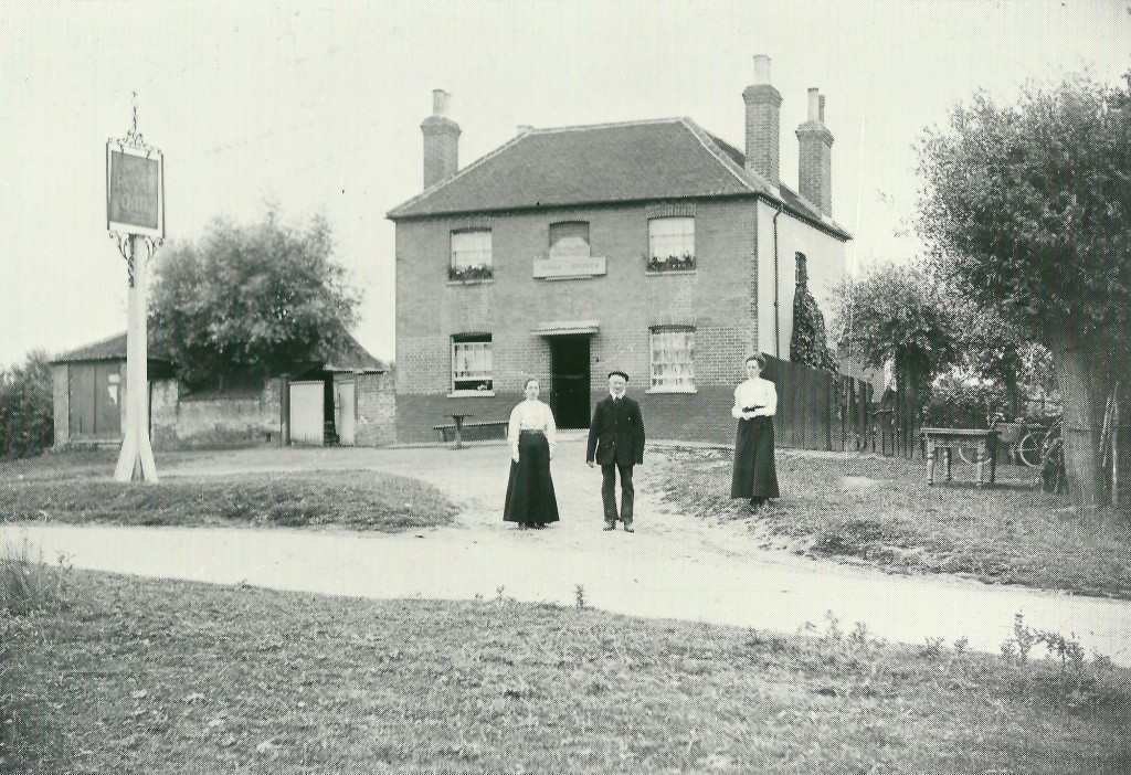 The (old) Royal Oak 1911