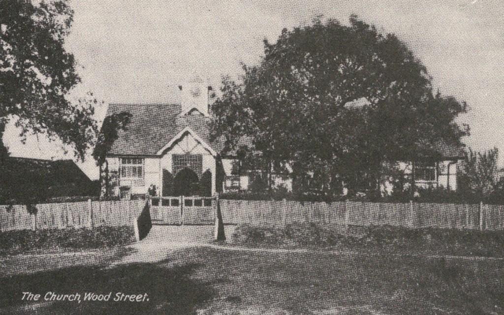wood street church mission hall